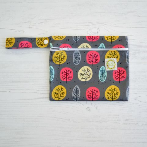 Trees Travel Wetbag